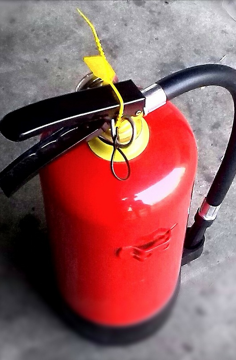 AW Fire Safety fire Extinguisher